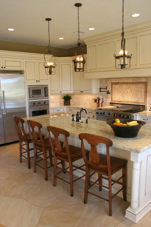 Modern custom luxury kitchen designs photo gallery