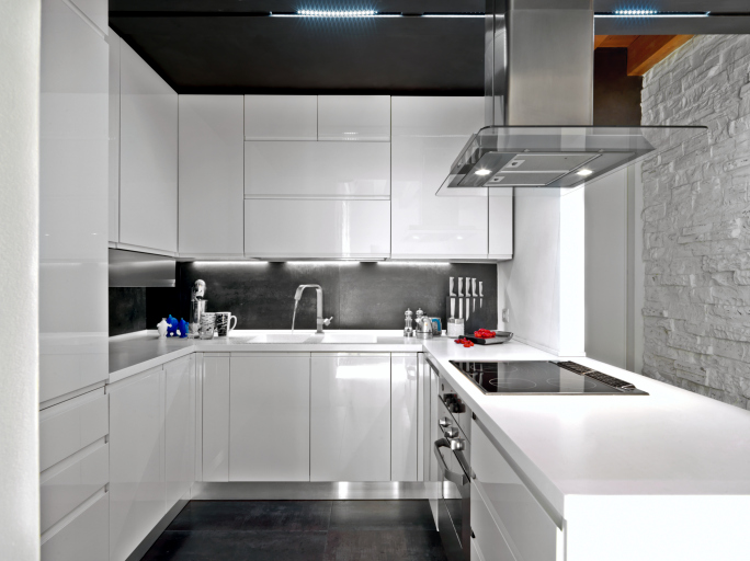 Modern White Kitchen Cabinets 101 modern custom luxury kitchen designs (photo gallery) | housemodo
