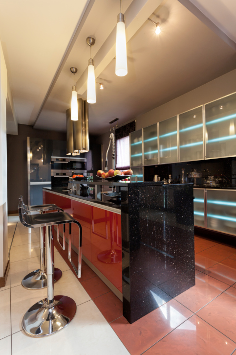 101 modern custom luxury kitchen designs photo gallery for Custom modern kitchen cabinets