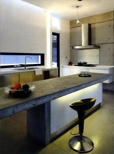 101 modern custom luxury kitchen designs photo gallery housemodo - Exotic modern kitchen designs will blow away ...