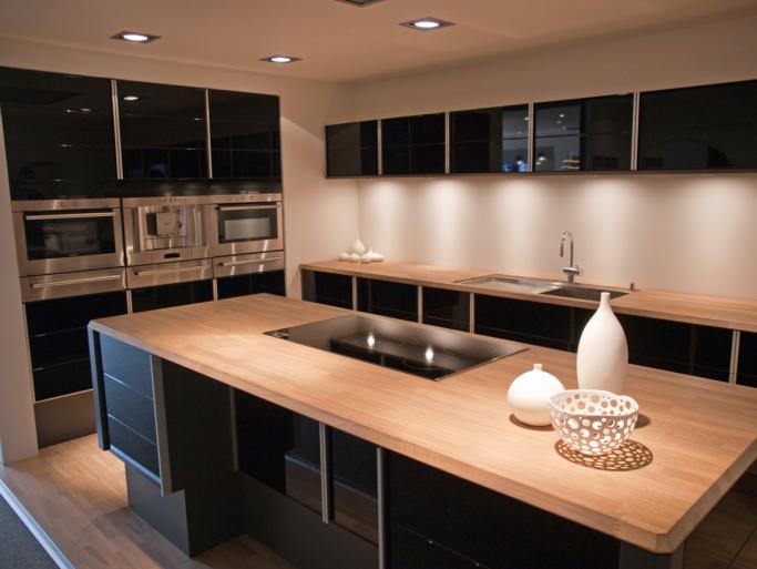 Kitchen Modern Black 101 modern custom luxury kitchen designs (photo gallery) | housemodo