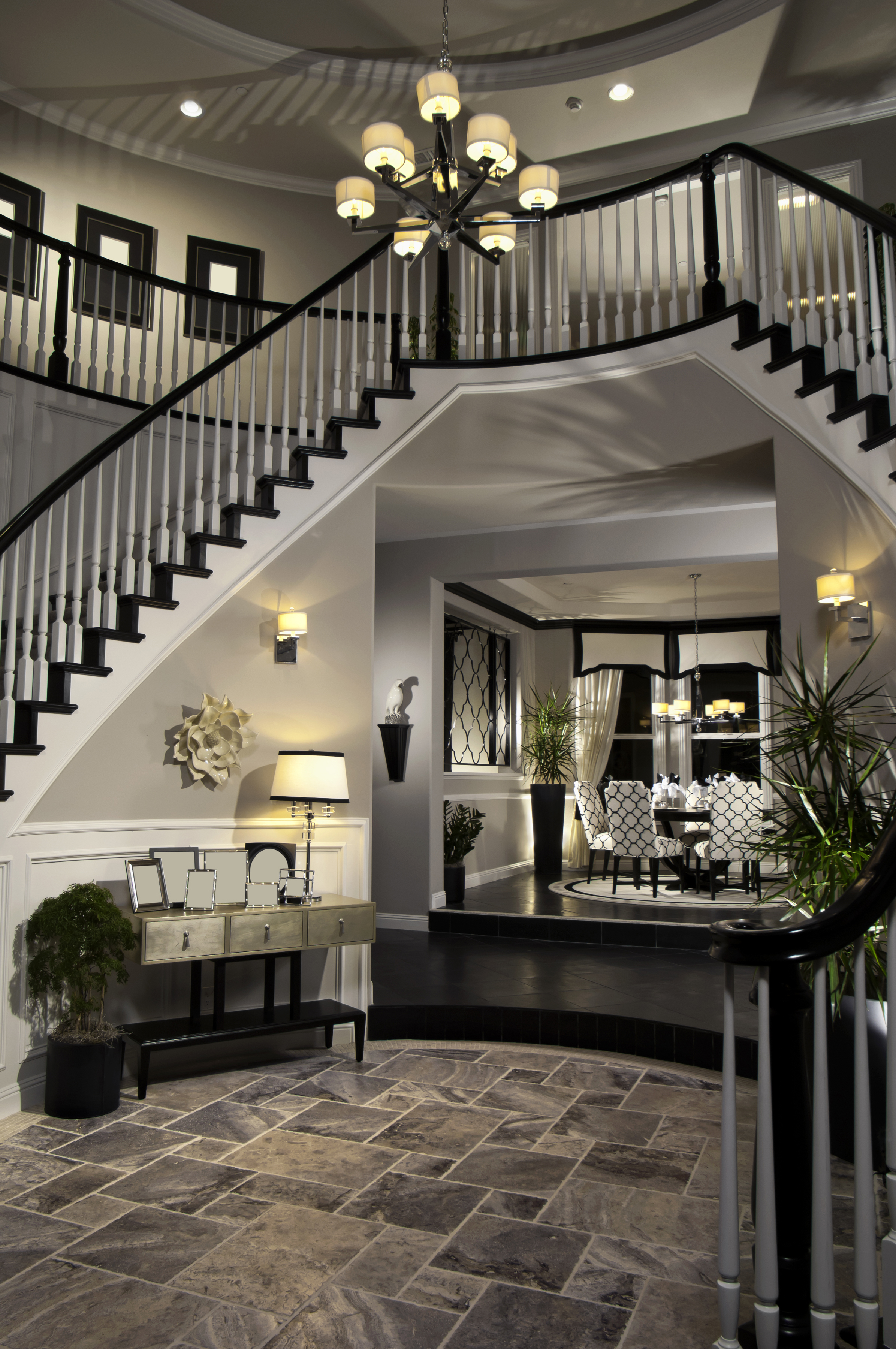 45 custom luxury foyer interior designs grand entrance