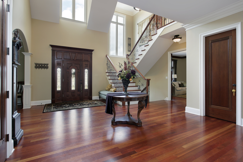 Foyer Entrance Exam : Custom luxury foyer interior designs grand entrance