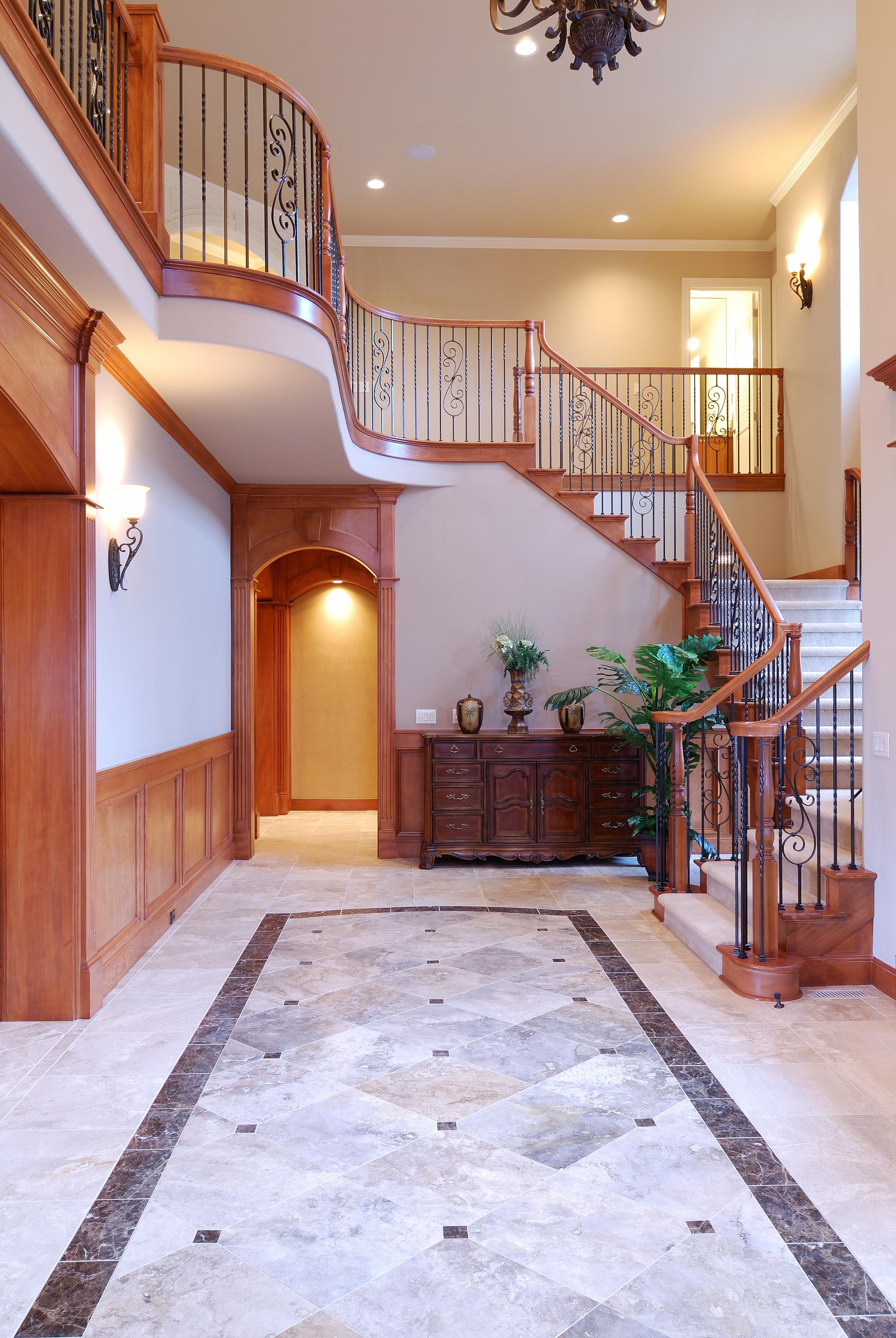 45 Custom Luxury Foyer Interior Designs Grand Entrance