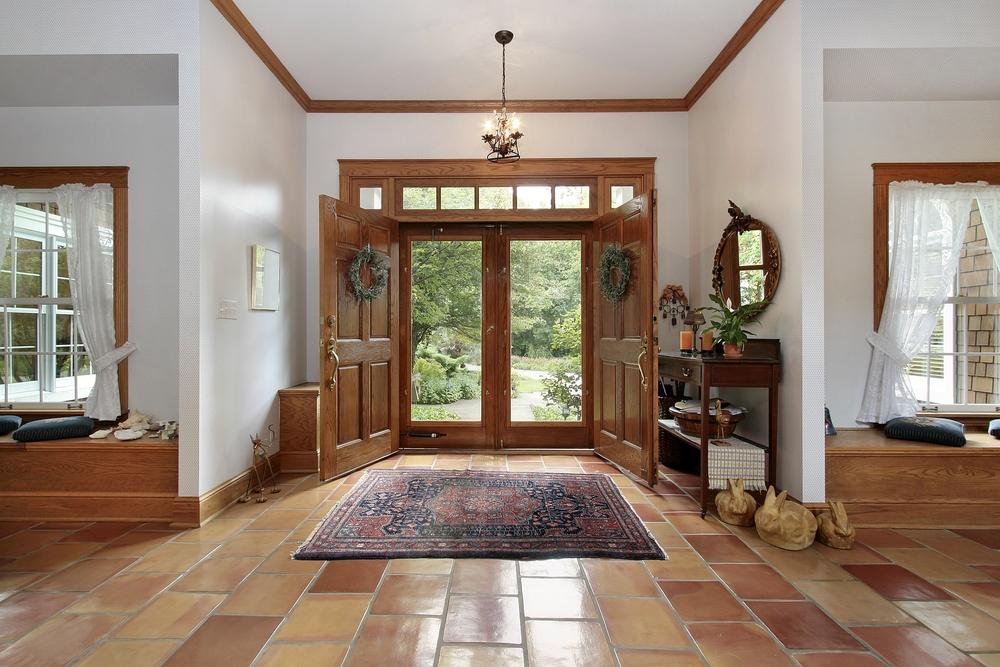 Grand Foyer Tiles : Custom luxury foyer interior designs grand entrance