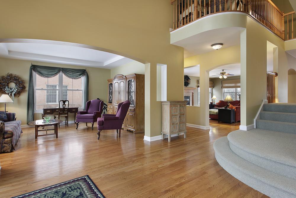 45 custom luxury foyer interior designs grand entrance for Interior design living room entrance
